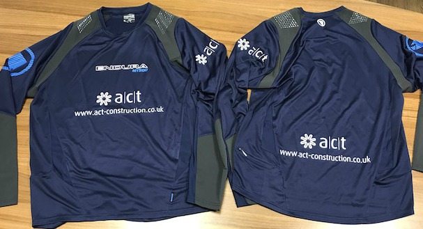 ACT cycling jerseys