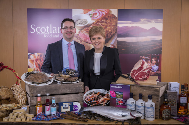Scotland Food & Drink Conference 2017.