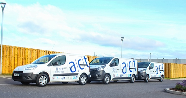 Van love: ACT's new vehicle fleet