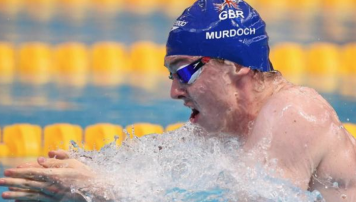 ACT sponsored swimmer Ross set to defend Euro Champs title